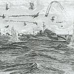 Отражение воздушного нападения на конвой PQ-18