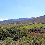 Chernorechye and its surroundings