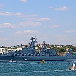 Cruiser Moskva