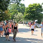 On Primorsky Boulevard