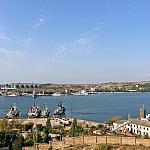 Piece of the Sevastopol Bay