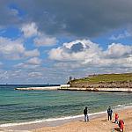 Solnechny beach