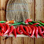 Still lifes with peppers_1