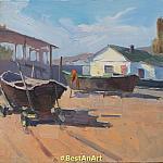 20020200 Рыбацкие лодки