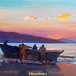 22620200 Вечерняя рыбалка