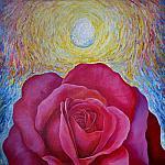 «Яйцо и роза» «Egg and rose»
