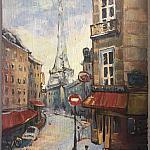 PHBM — No way to Eiffel Tower.